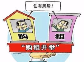 租购并举 解决房地产两大问题