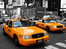 5445辆出租车车载终端2018年6月底前完成更新