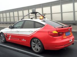 中美市场齐抓 30余中国企业扎堆硅谷研发自动驾驶