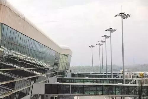 武汉天河机场t3航站楼投用在即,最新谍照曝光!