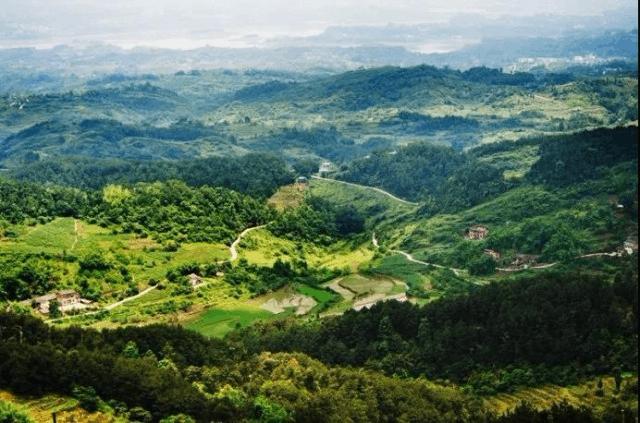 重庆周末旅游的好地方——最美东山