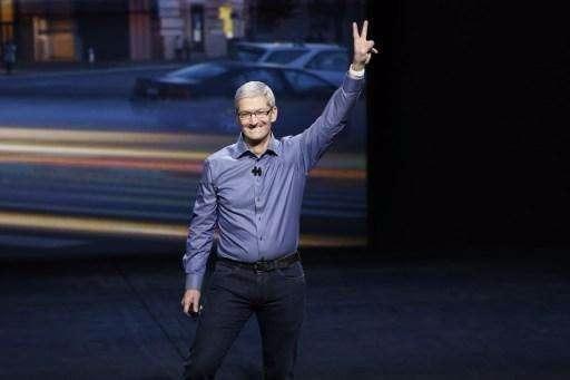 """苹果承认""""造车""""传闻 库克称无人驾驶是AI母体"""