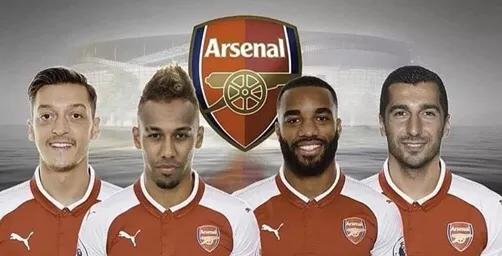 阿森纳宣布7000万欧签奥巴梅杨 签约四年聚首老友