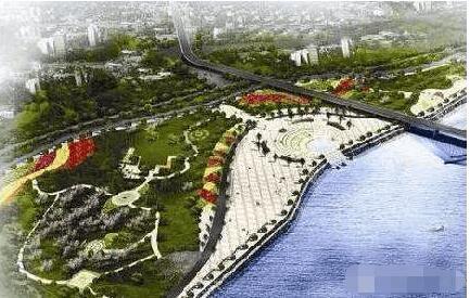 打造世界级旅游品牌 九龙渊公园改扩建工程快速推进