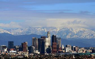 """洛杉矶成美国头号""""太阳能城市"""""""