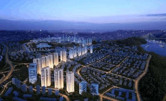 两江新宸·森屿全新面市 极景高层致敬生活新想象