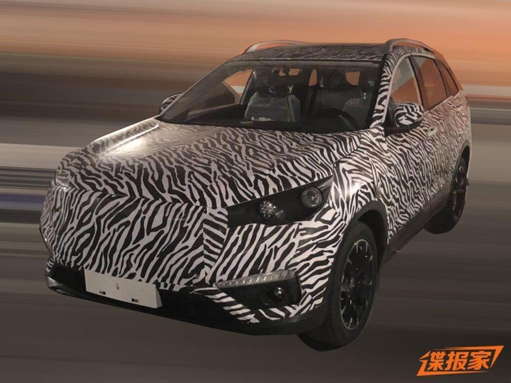 主打20万以内SUV市场 森雅R9将明年上市