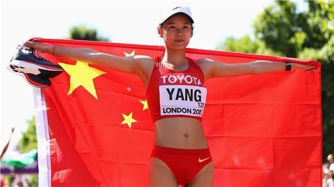 杨家玉最后时刻逆转夺冠 中国摘世锦赛第2金