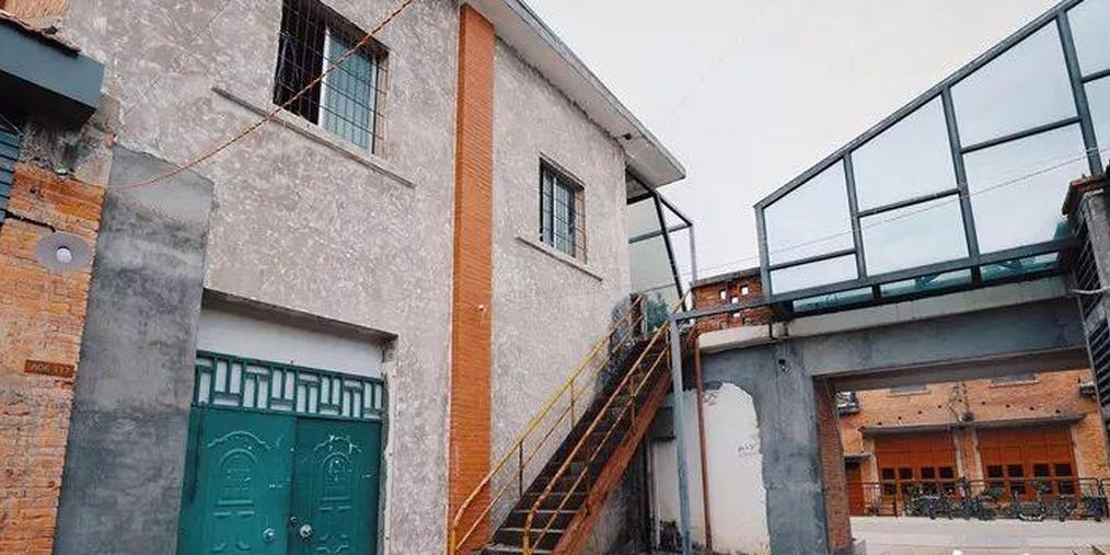 南宁的老厂房 如今变成私藏的街拍胜地!