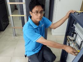 朱前途:十一年的坚守,践行网络守护者的使命