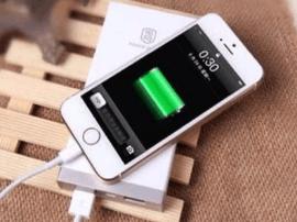 """电子产品中电池越来越不耐用?电量30%就得""""续命"""""""