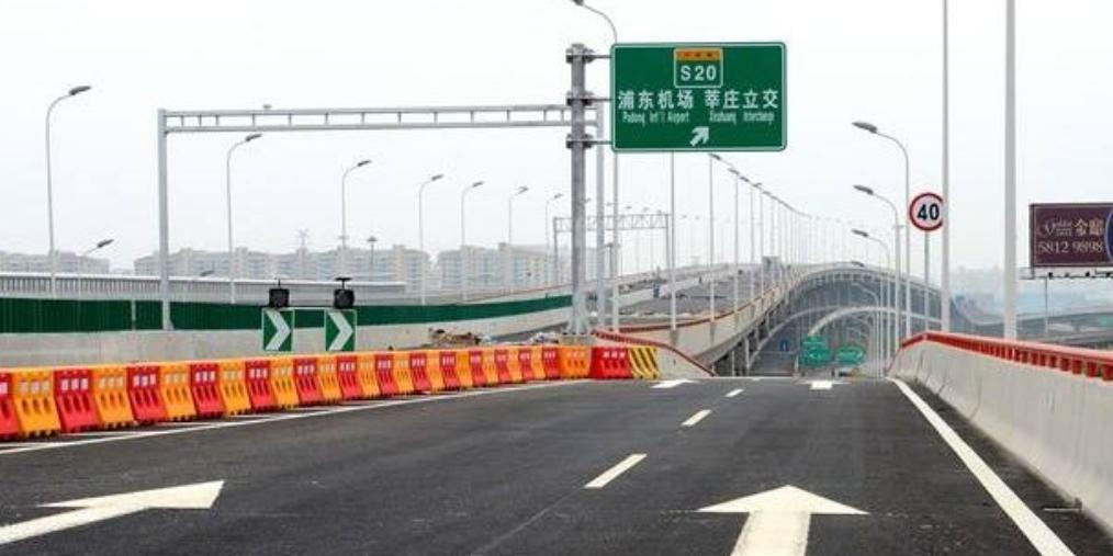 S20外环大修将占道3个月 5月底开放道路