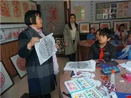 青岛推进传统文化教育专业化 助力未成年人情怀教育