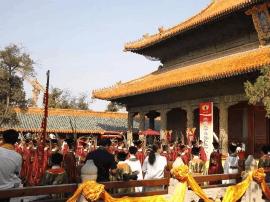 市文庙博物馆举行纪念孔子诞辰2568周年活动