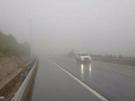 六郎山起雾 富甲园区\朔州南\朔州西\平鲁西封闭