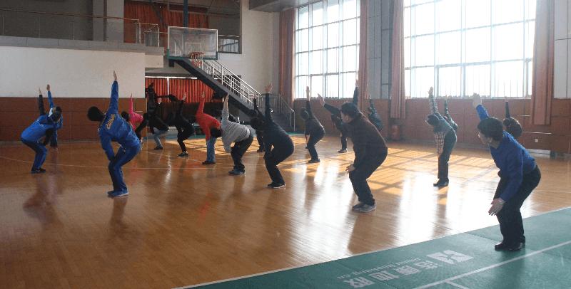 """2017""""科学健身指导""""进机关系列活动拉开序幕"""