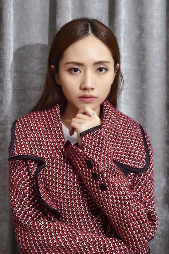 刘惜君助阵《梦想的声音2》新歌11月将发图片
