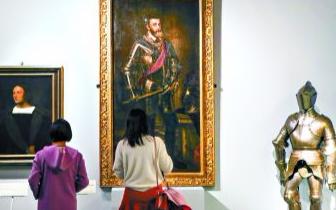 """102件意大利文物首博讲""""文艺复兴"""""""