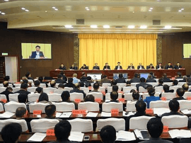 自治区成立70周年庆祝活动筹委会召开扩大会议