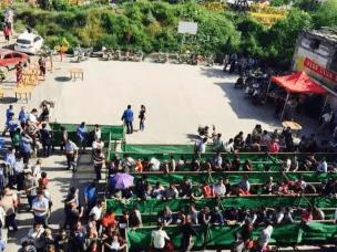速度惊人!峰峰这个村1天竟签了164份拆迁协议!
