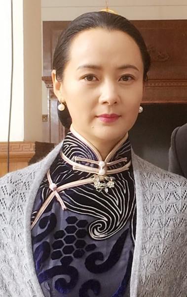 《热血军旗》央视开播  陈依莎演宋庆龄纯属巧合