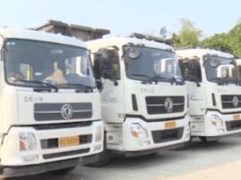 阳江市人大开展城乡垃圾处理执法检查