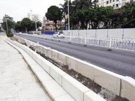 南宁大学路将参照民族大道标准改造 增4座人行天桥