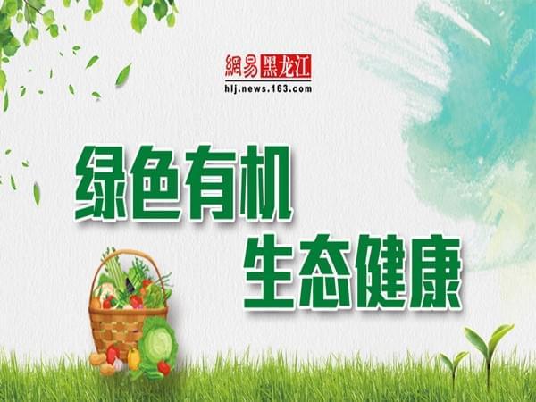 绿博会:绿色有机好食品 生态健康黑龙江