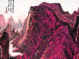 兼论北京画院藏《万山红遍 层林尽染》的创作背景