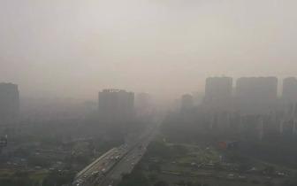 大气重污染橙色预警!灰霾持续攻击东莞 持续到…