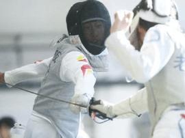 中国击剑俱乐部联赛 选手言传身教大舞台