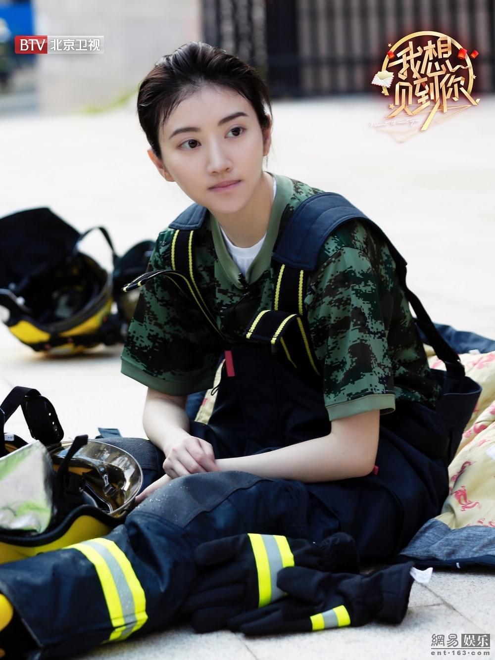 """皇阿玛驾到""""我想见到你"""" 化身消防战士紧急出警"""