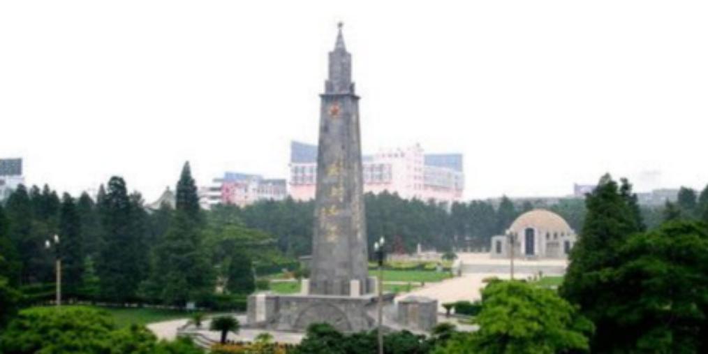 晋冀鲁豫烈士陵园:对革命纪念建筑进行修缮