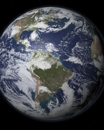别总想殖民火星 保护地球才是迫切的