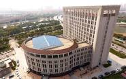 郑州一建筑酷似马桶