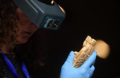 百件大英博物馆文物将在国博展出