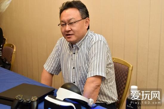 SIE全球工作室总裁吉田修平