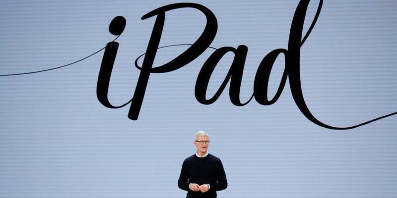 苹果推教育版iPad售299美元 支持Apple Pencil