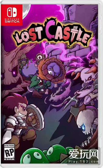《失落的城堡》曾在去年6月发布过登陆NS的消息