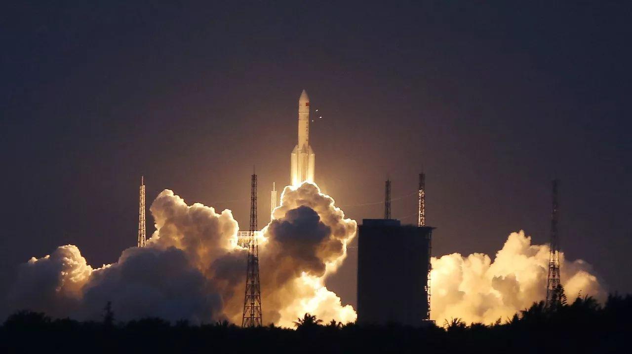当SpaceX再创奇迹时,中国商业航天却刚在萌芽
