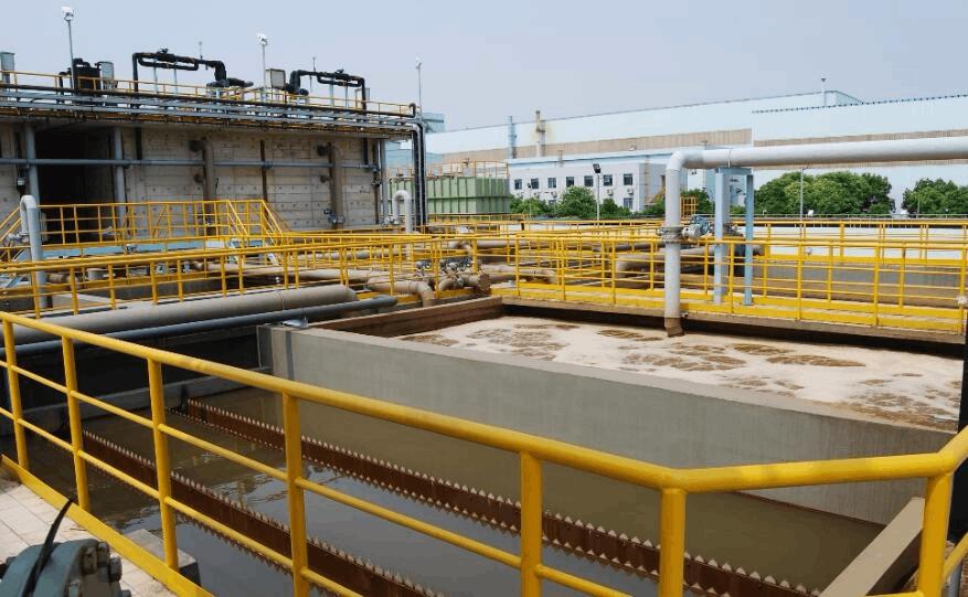 环保督察:中环水业除臭设备安装完毕 下月试运行