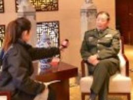 罗援将军在长治市潞州剧院进行专题讲座