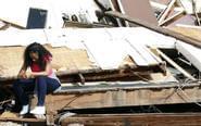 美密西西比州遭遇龙卷风