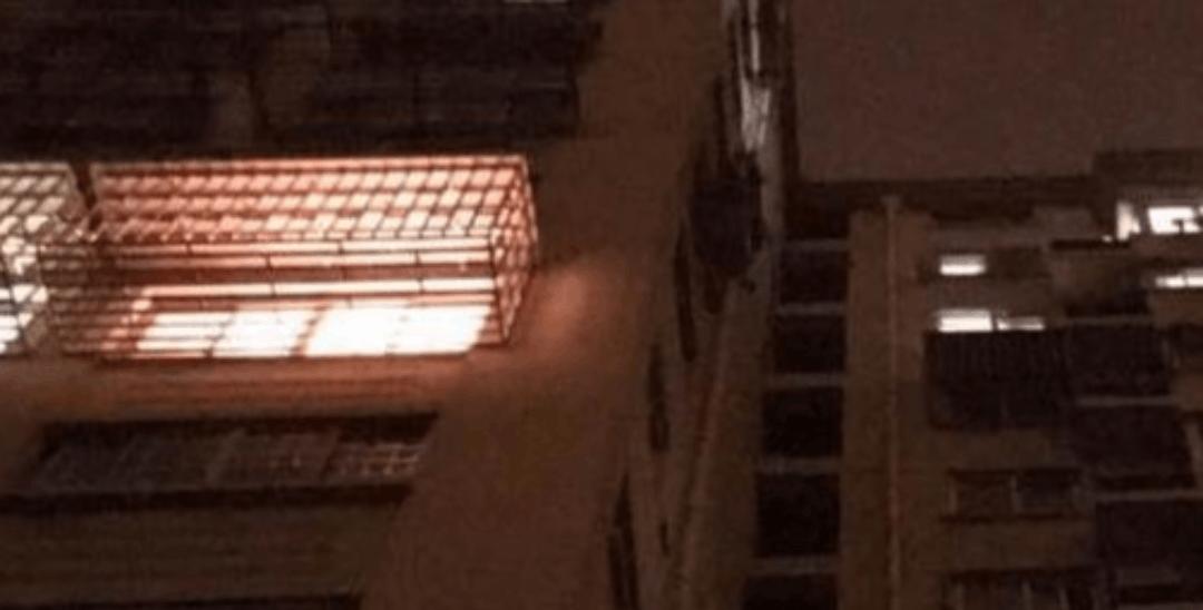 奇迹!浦东一4岁女童从12楼高坠生还