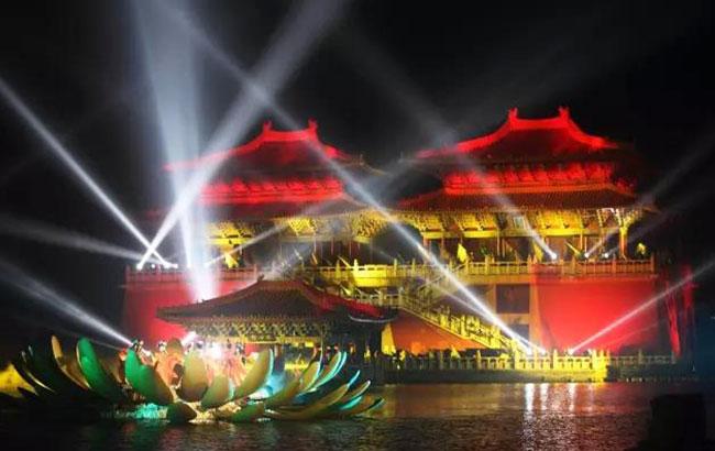 3月10日  2018版《大宋·东京梦华》正式扬帆起航