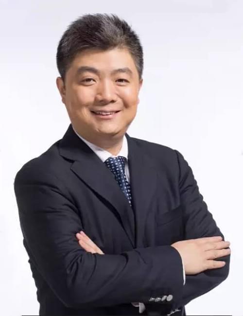 2017中国AI英雄风云榜技术创新人物候选人之胡郁