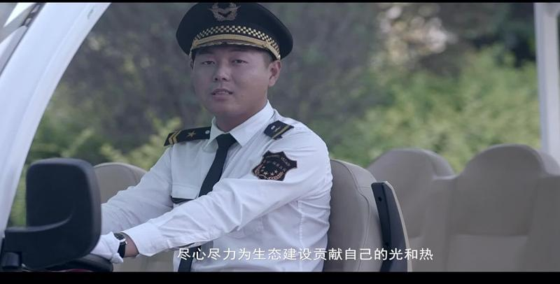 基层群众自发拍摄宣传片《我为文安做贡献》