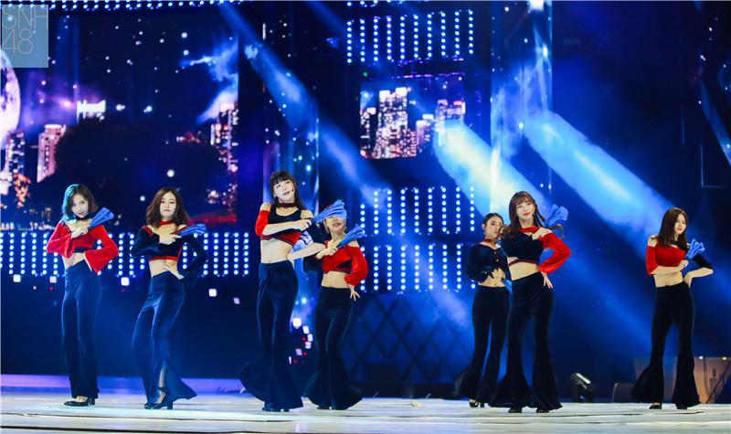 SNH48 GROUP第四届年度金曲大赏宣传片发布