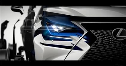 新款NX等 雷克萨斯上海车展阵容曝光