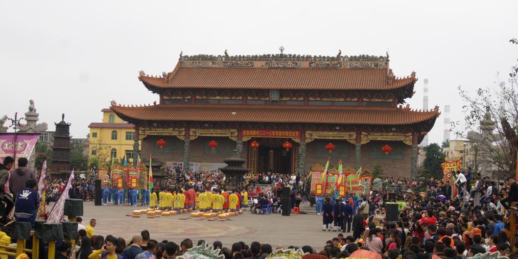 """湛江人的""""年""""——调顺村传统年例文化节"""